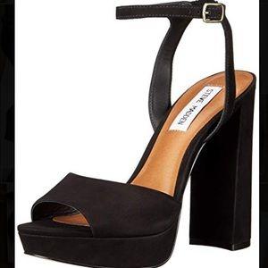 Steve Madden Brrit Platform sandal heels